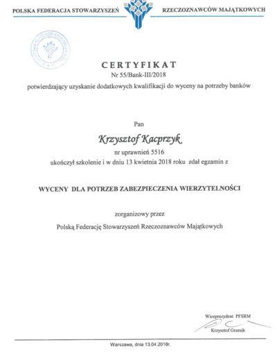 Certyfikat-bankowe